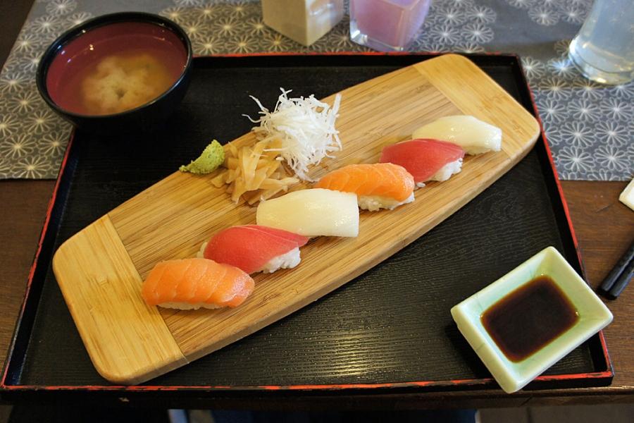 Izakaya - Kleines Sushi (c) Stern&Kringel