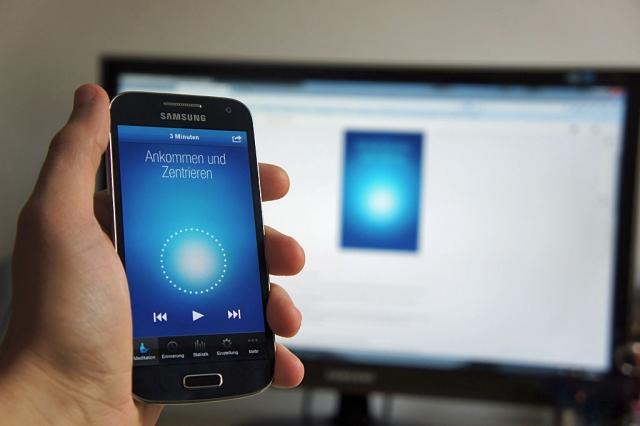 Die Achtsamkeits App (c) Mindapps / Stern&Kringel