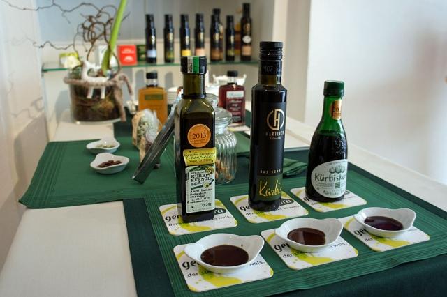 Genuss-Steira - Kürbiskernöl zum Verkosten (c) Stern&Kringel