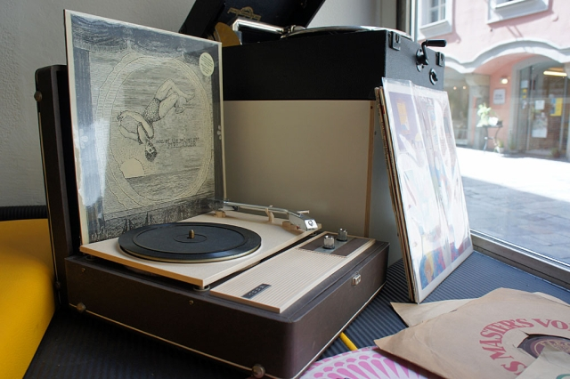 Records & More - Retro-Gefühle (c) Stern&Kringel