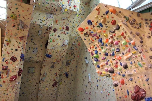 Kletterhalle Linz (c) Stern&Kringel