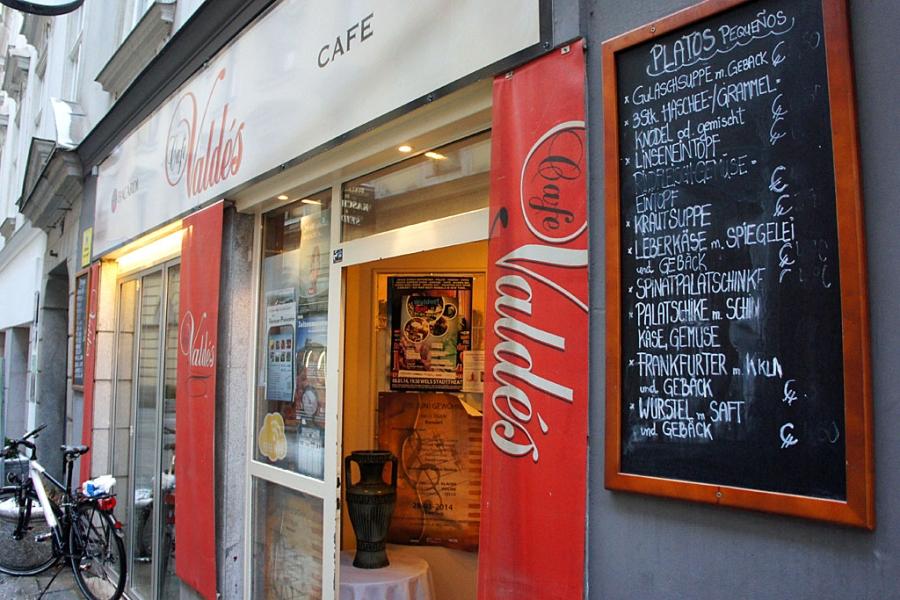 Café Valdés (c) Stern&Kringel