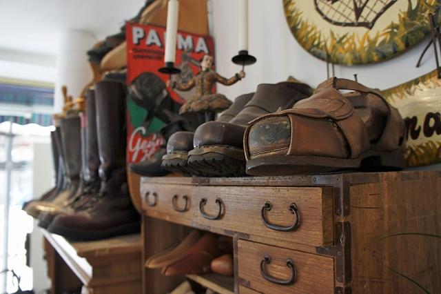 Schuhwerkstätte Hain (c) Stern&Kringel
